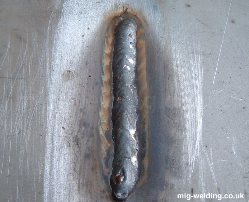 Welding Thick Metal