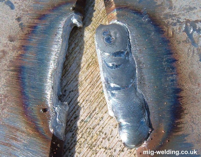 Welding Thick Metal