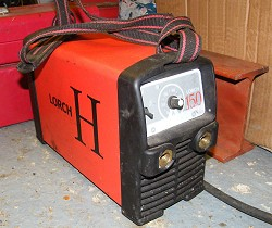 Buying an Arc Welder