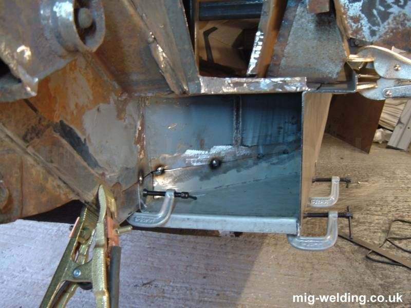 Car Chassis Welding Tips
