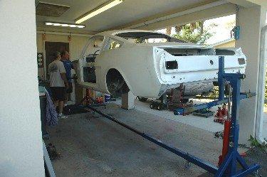 Car Rotisserie Mig Welding Forum