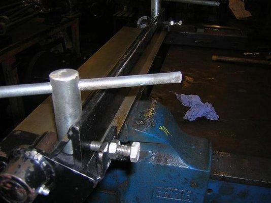 Mini Sheet Metal Folder Mig Welding Forum