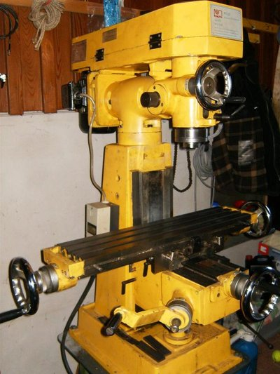 Homemade Milling Machine Mig Welding Forum