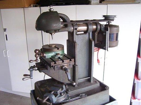 Homemade Milling Machine Mig Welding Forum
