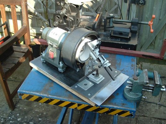 Tool For Sharpening Drill Bits Mig Welding Forum
