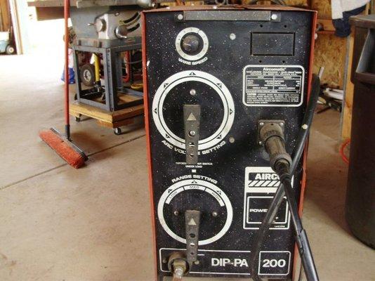 airco dip pak 200 mig welding forum rh mig welding co uk Airco Dip Pak 150 Airco Dip Pak 200 Manual