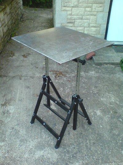 Cheap Mig Welder >> A simple welding table | MIG Welding Forum