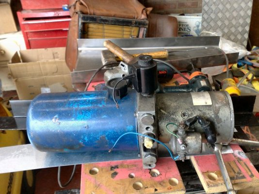 hydraulic pump mig welding forum hydraulic pump 12v jpg