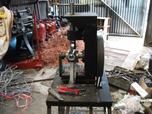 Home Made Scrap Cable Stripper Mig Welding Forum