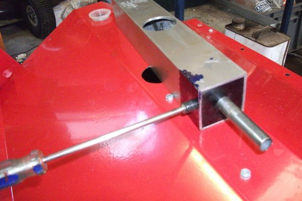 Small Clarke Blast Cabinet Improvement Mig Welding Forum