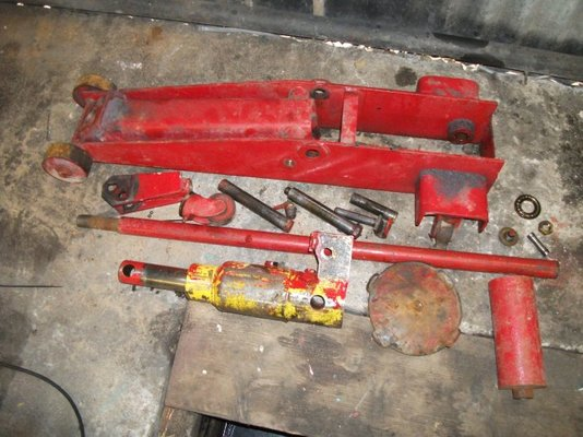 Epco Trolley Jack Repair Mig Welding Forum
