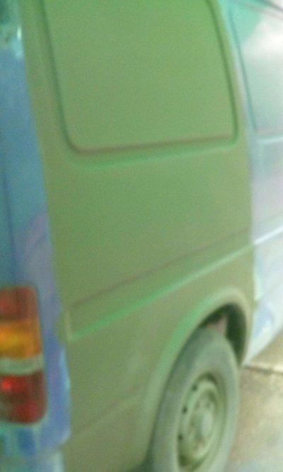 Painting the van camo | Page 3 | MIG Welding Forum