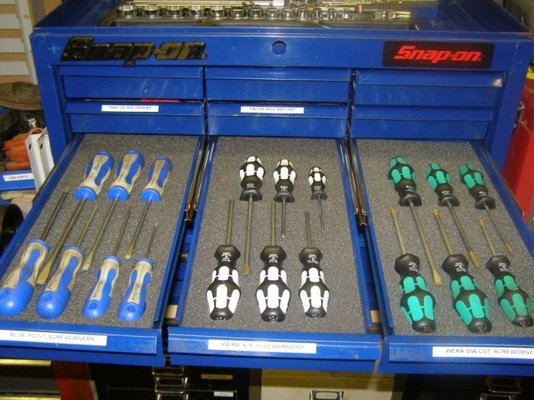 Snap On Tool Box Organisation Quot Foam Tool Control Quot Mig