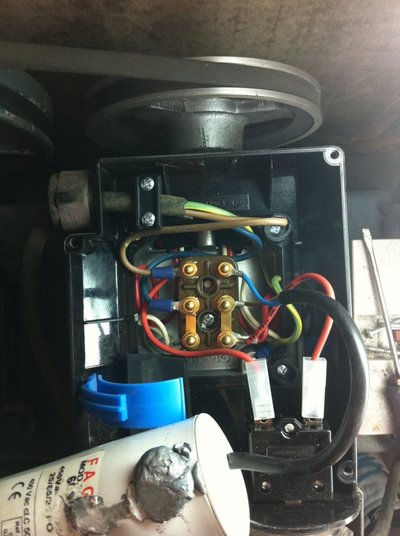 need help with    wiring    airmaster pressor   MIG Welding Forum