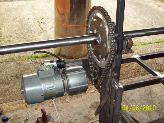 Parvalux Motor Gearbox For Rotary Table Mig Welding Forum