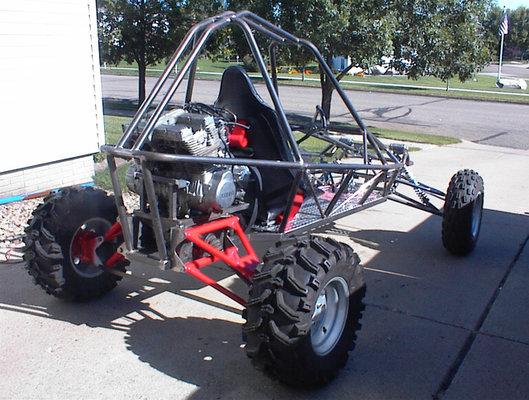 building a go kart | MIG Welding Forum