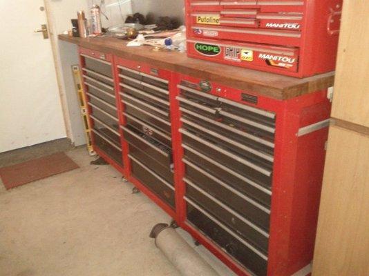 halfords professional tool chests mig welding forum. Black Bedroom Furniture Sets. Home Design Ideas