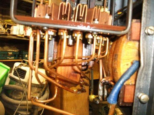 22757 8fec9bac428b13e06332d2131683e03e oxford bantam 180 single phase wire up question mig welding forum oxford welder wiring diagram at arjmand.co