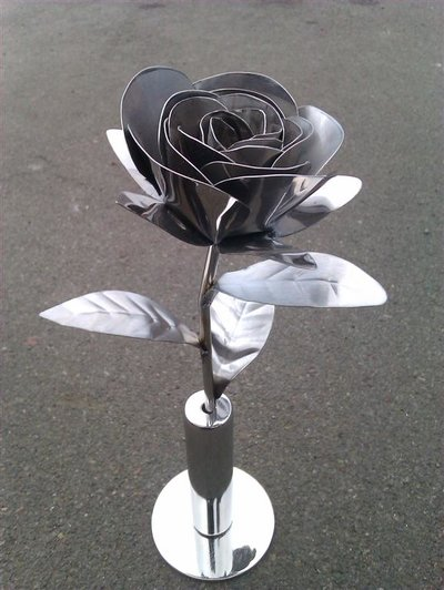 Stainless Steel Rose Mig Welding Forum