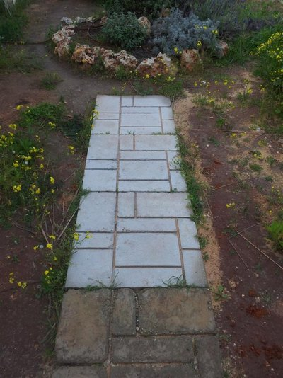 Diy Concrete Path Mold Mig Welding Forum