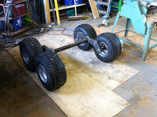 Pin Atv Wagons Homemade Manufacturers In Lulusosocom On