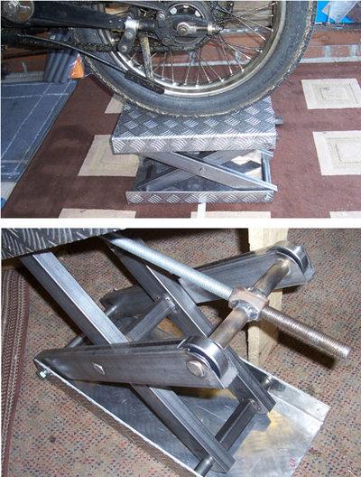 Scissor Lifts 4 Off Mig Welding Forum