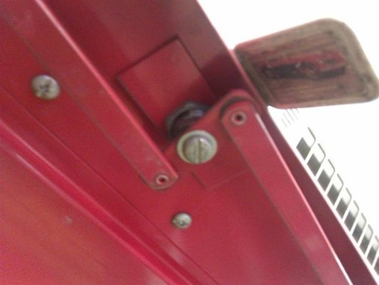 Snap on toolbox lock | MIG Welding Forum