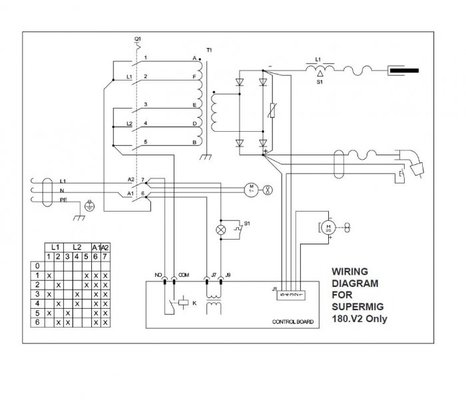 27760 c357313237d694c6f32c6aa12db46240 sealey 170 1 voltage control switch mig welding forum wiring diagram for chicago electric welder at edmiracle.co