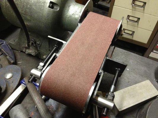 Belt grinder belts uk