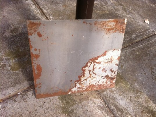 Did I Just Weld Galvanized White Residue Mig Welding