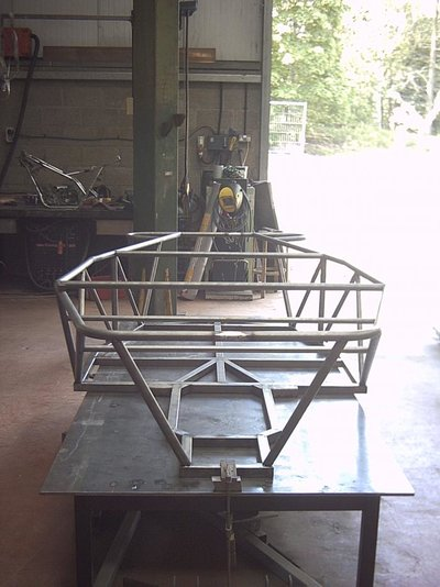 Two seater buggy | MIG Welding Forum