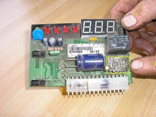 Awelco M702900    Circuit    Board Repair      MIG       Welding    Forum