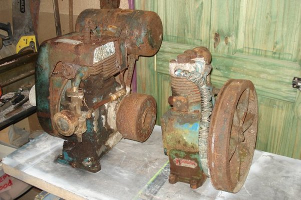 Any info on old compressor | Page 2 | MIG Welding Forum