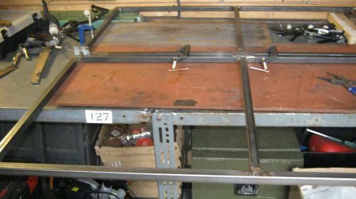 Rock And Roll Bed Plans Mig Welding Forum