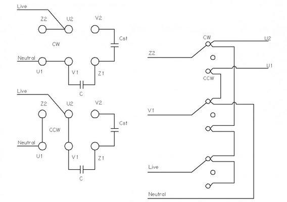 motor wiring i needs your help mig welding forum