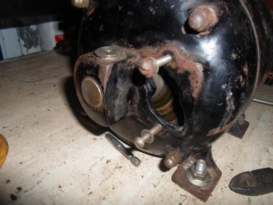 Old Motor Electric Rewire Stuck Mig Welding Forum