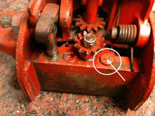 Problem With Trolley Jack Mig Welding Forum