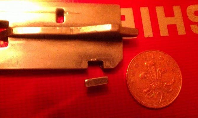 Shotgun bolt carrier repair question  | MIG Welding Forum