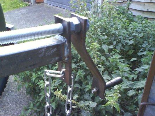 Load Leveller For Engine Crane Mig Welding Forum