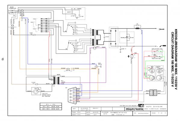 mig welding machine diagram migatronic automig 180 mono    mig       welding    forum  migatronic automig 180 mono    mig       welding    forum