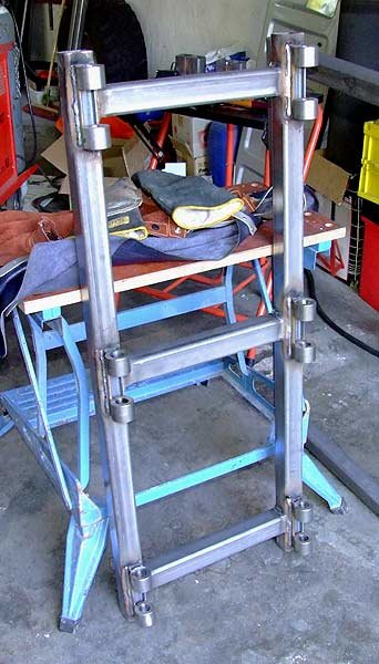Fold Up Welding Table Mig Welding Forum