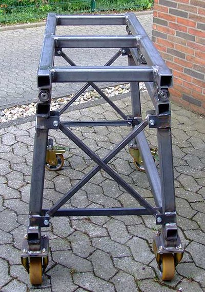 Fold Up Welding Table Mig Welding Forum