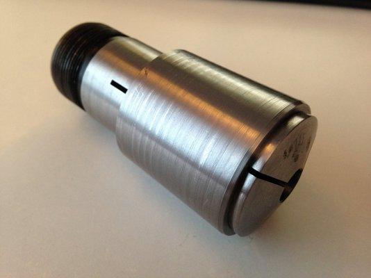 5c collet adapter and drawbar | MIG Welding Forum