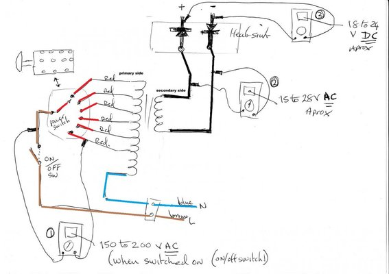 6 Position Rotary Switch Wiring Diagram on single coil pickup wiring