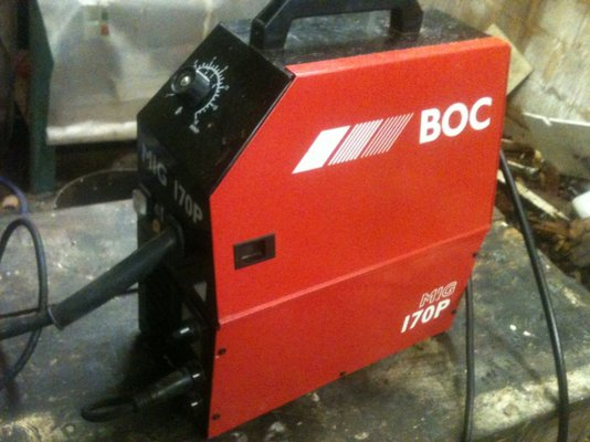 boc mig 170p mig welding forum how to read a welding diagram how to read automotive wiring diagram #12
