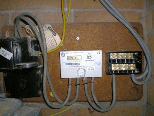 several queries regarding garage electrics mig welding forum rh mig welding co uk 110 Block Diagram wiring diagram for henley block