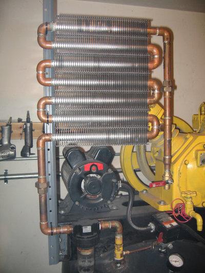 Compressor Air Cooler Mig Welding Forum