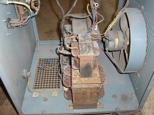 replacing or rewinding a transformer | MIG Welding Forum
