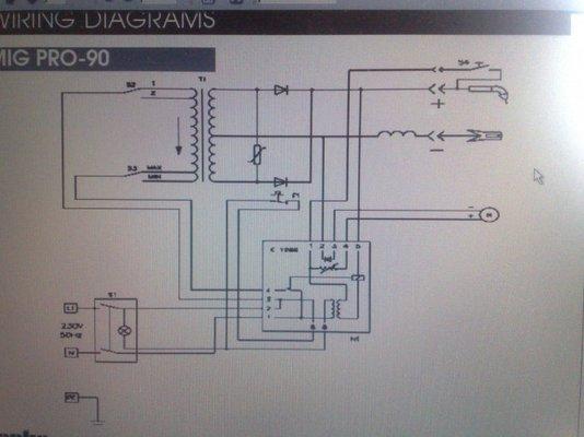 Clarke Pro 90Wire feed motor      MIG       Welding    Forum