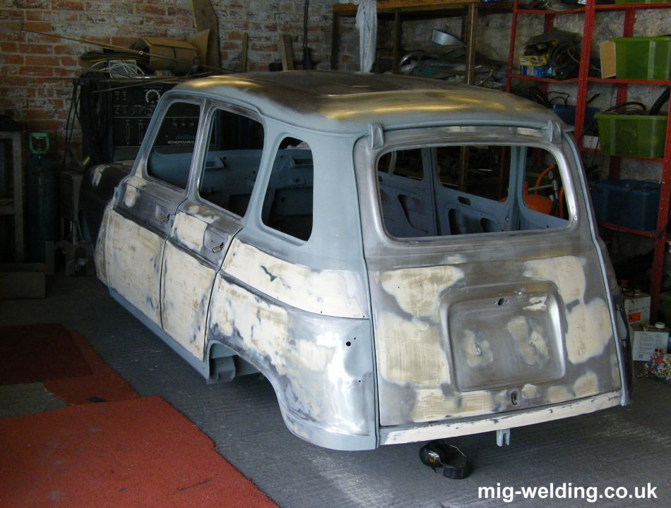 How To Apply Car Primer Before Painting